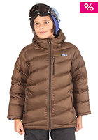 PATAGONIA KIDS/ Down Parka Jacket peat brown