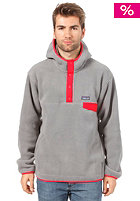 PATAGONIA Snap-T Hooded Sweatshirt nickel