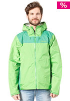 PATAGONIA Torrent Plus Jacket cilantro