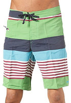 PATAGONIA Wavefarer Boardshort fitz stripe/ cilantro