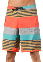 PATAGONIA Wavefarer Boardshort fitz stripe/ paintbrush red
