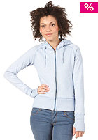 PATAGONIA Womens Cloud Stack Hooded Zip Sweat railroad blue