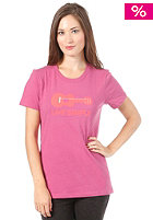 PATAGONIA Womens Live Simply Guitar S/S T-Shirt rubellite pink