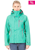PATAGONIA Womens Piolet Jacket brilliant green