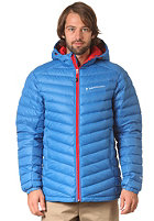 PEAK PERFORMANCE Frostdown Hooded Active Ski Jacket great blue