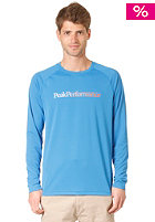 PEAK PERFORMANCE Gallos Longsleeve great blue