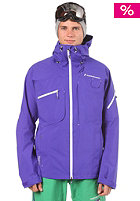 PEAK PERFORMANCE Heli Alp Active Jacket dark moraine lake