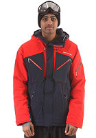 PEAK PERFORMANCE Heli Chilk Active Ski Jacket poppy red