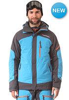 PEAK PERFORMANCE Helichilk Jacket mosaic blue