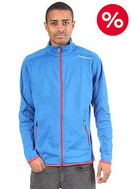 PEAK PERFORMANCE Jimmy Zip Sweat arctic blue