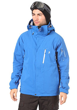 PEAK PERFORMANCE Maroon Active Jacket 2012 arctic blue