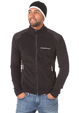 PEAK PERFORMANCE Path Sweat Jacket black
