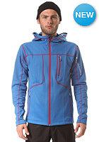 PEAK PERFORMANCE Trigger Hooded Softshell Jacket north blue