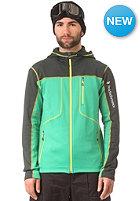 PEAK PERFORMANCE Trigger Hooded Softshell Jacket sonic green