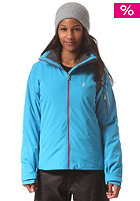 PEAK PERFORMANCE Womens Anima Jacket mosaic blue