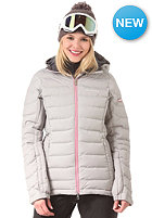 PEAK PERFORMANCE Womens Blackb Jacket med grey mel
