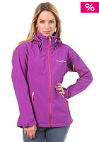 PEAK PERFORMANCE Womens Brigs Shj Active Jacket purple haze