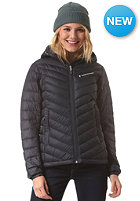 PEAK PERFORMANCE Womens Frost Hooded Jacket blue shadow