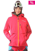 PEAK PERFORMANCE Womens He Grav Jacket bloody