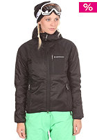 PEAK PERFORMANCE Womens Hel Active Jacket black