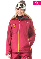 PEAK PERFORMANCE Womens Heli Loft Jacket dk passion