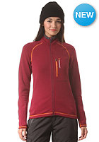 PEAK PERFORMANCE Womens Helimid Jacket dk passion