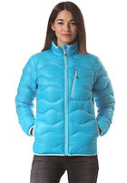 PEAK PERFORMANCE Womens Helium Jacket turquoise