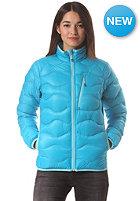 PEAK PERFORMANCE Womens Helium Jacket turquoise
