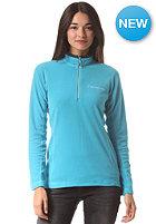PEAK PERFORMANCE Womens Lt Micro Fleece Zip Sweat turquoise