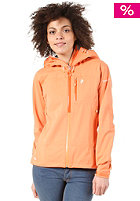 PEAK PERFORMANCE Womens Refuge Jacket lt sparky orange