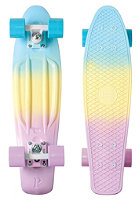 PENNY Longboard Fader Series 22`` blue/yellow/pink