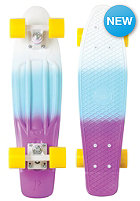 PENNY Longboard Fader Series white/blue/purple