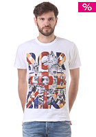 PEPE JEANS Hammers Mark S/S T-Shirt white