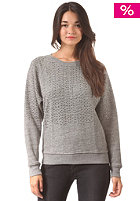 PEPE JEANS Womens Aguilera Knitted Sweat 967ash grey