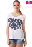 PEPE JEANS Womens Daisy S/S T-Shirt white