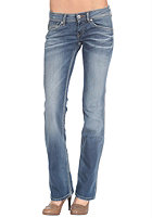 PEPE JEANS Womens Joule Pants 10oz stretch han me down blues medium shade