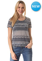 PEPE JEANS Womens Kim S/S T-Shirt indigo