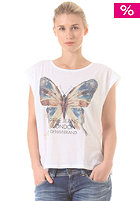 PEPE JEANS Womens Luise S/S T-Shirt white