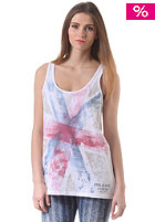 PEPE JEANS Womens Mia Tank Top white