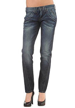 PEPE JEANS Womens New Mercure Pants A10 denim