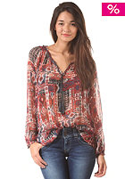 PEPE JEANS Womens Olga Shirt 262brick