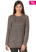 PEPE JEANS Womens Rogue Knit Sweat dk grey