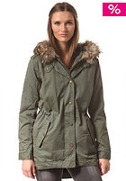 PEPE JEANS Womens Seattle 742combat green