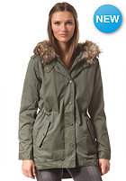 PEPE JEANS Womens Seattle Jacket 742combat green