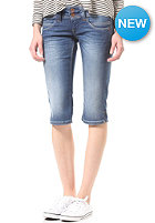PEPE JEANS Womens Venus Crop Short denim