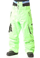 PICTURE Park Avenue Snow Pant fluo green