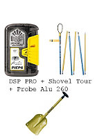 PIEPS Set Professional Avalanche Transceivers Backup one colour