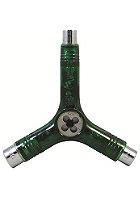 PIG Skate-Tool inkl. Gewindeschneider clear-green