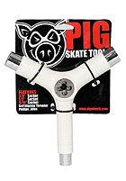 PIG Skate-Tool inkl. Gewindeschneider clear
