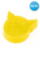 PIG Skatewax Head Neon yellow
